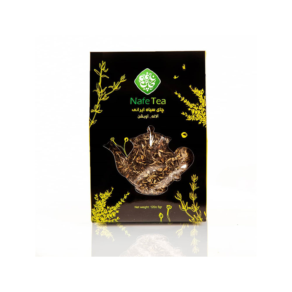 black tea,burrercup & thyme